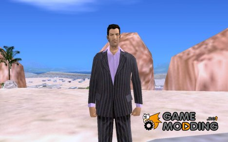 Mr. Vercetti for GTA San Andreas