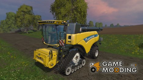 New Holland 1090CR для Farming Simulator 2015