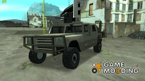 Hammvee for GTA San Andreas