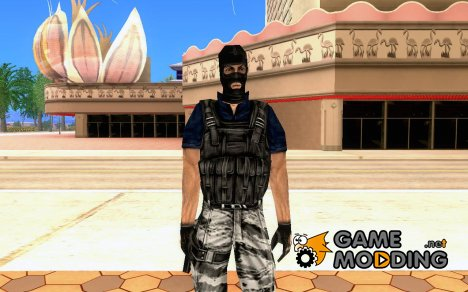 Phoenix из Counter-Strike на замену ballas2 для GTA San Andreas
