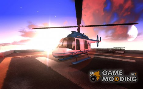 News Maverick HD для GTA San Andreas