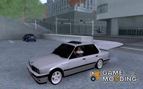 BMW 320is CJ 69 SMA для GTA San Andreas