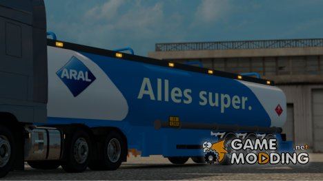 Aral Cistern for Euro Truck Simulator 2
