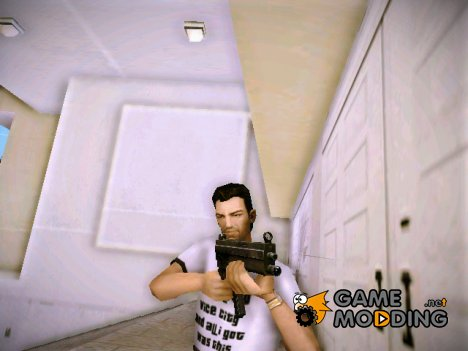 SMG (SW MP-10) из GTA IV for GTA Vice City