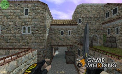 Dragon Knife for Counter-Strike 1.6