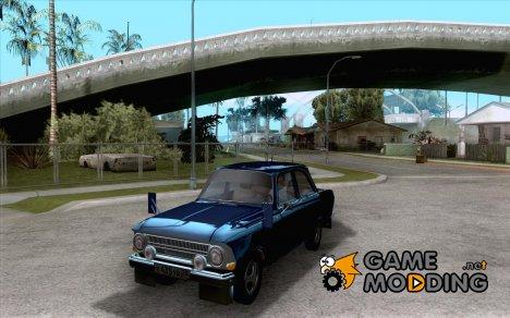 Москвич 412 с народным тюнингом для GTA San Andreas