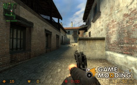 Koyama's Beretta 92FS Animations for Counter-Strike Source