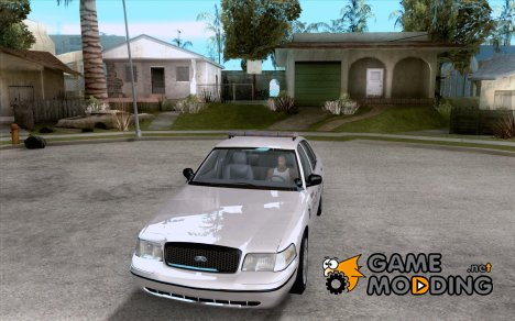 Ford Crown Victoria Neberska Police for GTA San Andreas
