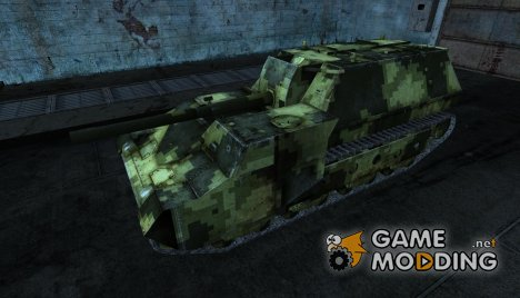 Шкурки для СУ-14 для World of Tanks