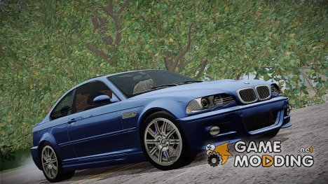 BMW M3 E46 for GTA San Andreas