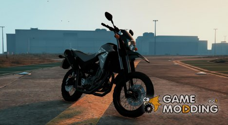 Yamaha XT 660 for GTA 5