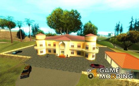 Своя вилла для GTA San Andreas
