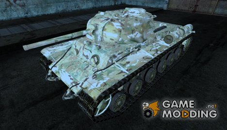 КВ-1С lem208 1 для World of Tanks