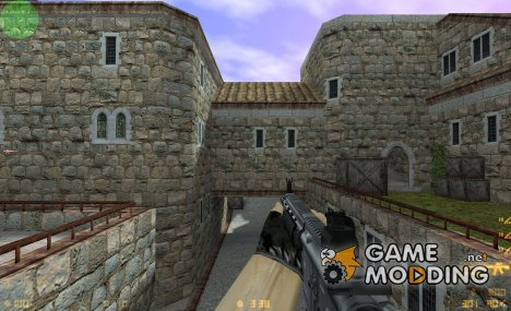 HK416 для Counter-Strike 1.6