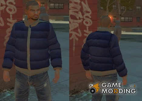 Winter Jacket для GTA 4