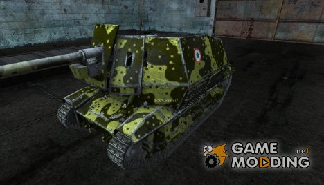 Шкурка для FCM36 Pak40 for World of Tanks