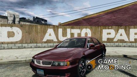 Mitsubishi Diamante v2.0 for GTA 4