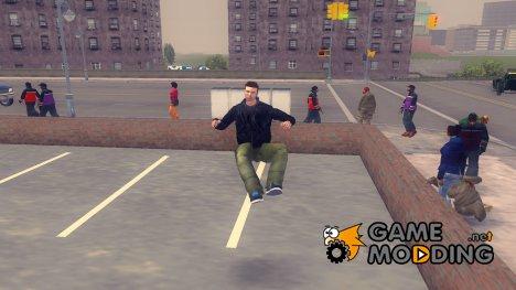 HD Claude for GTA 3
