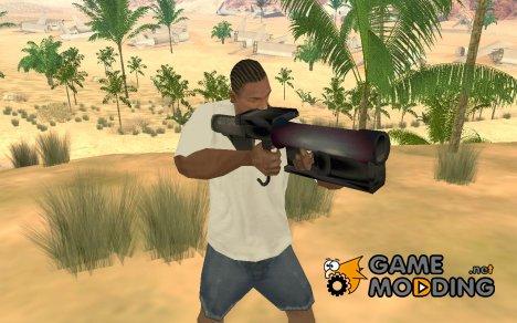 KANEDA's Gun for GTA San Andreas