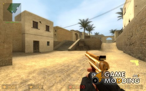 Automag (Golden Edition) for Counter-Strike Source
