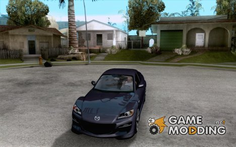 Mazda RX-8 R3 2011 for GTA San Andreas