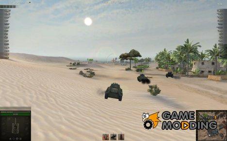 Прицелы Снайперский и Аркадный for World of Tanks