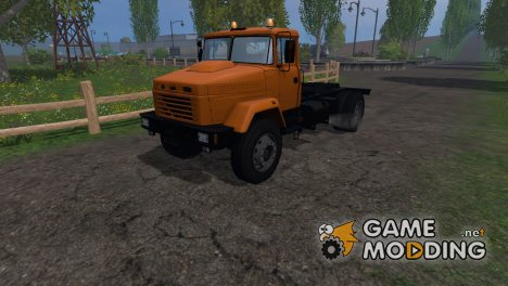 КрАЗ 5133 для Farming Simulator 2015