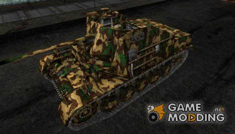 Marder II 11 for World of Tanks