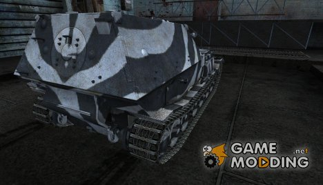 Шкурка для Ferdinand от Mokey1976 for World of Tanks