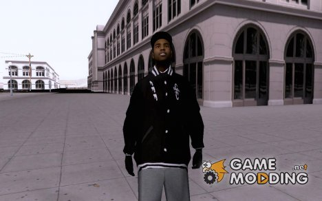 Cornell Lassiter for GTA San Andreas
