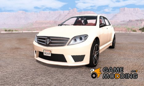 GTA 5 Benefactor Schafter LWB for BeamNG.Drive