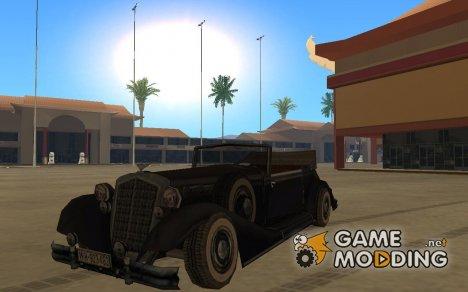 Красивое авто из игры В тылу врага 2 для GTA San Andreas