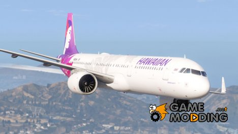 Airbus A321 neo for GTA 5