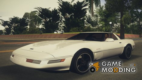 Chevrolet Corvette C4 96 for GTA Vice City