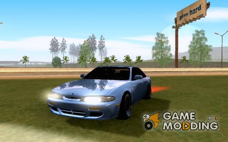 Nissan S14 Zenki Stock for GTA San Andreas