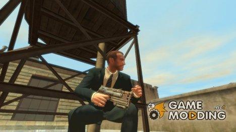 10mm Pistol for GTA 4