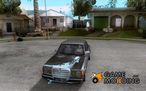 Mercedes Benz W123 для GTA San Andreas