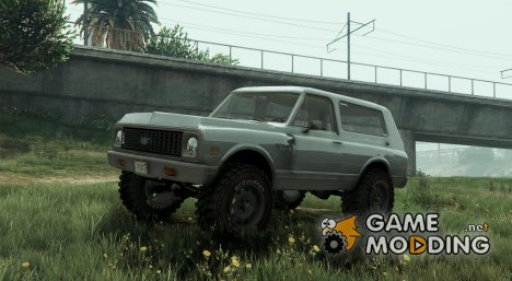 1972 Chevrolet Blazer K5 for GTA 5