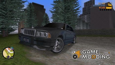 Mafia Sentinel HD for GTA 3