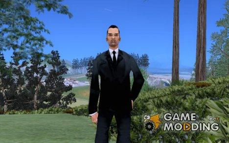 Луиджи из gta 3 for GTA San Andreas