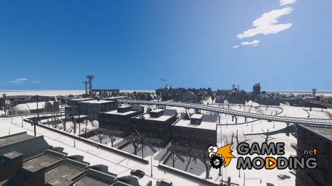Snow Mod v2.0 for GTA 4