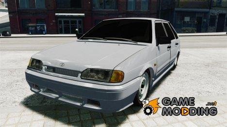 ВАЗ 2114 Tuning for GTA 4