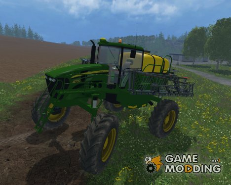 John Deere 4730 Sprayer для Farming Simulator 2015