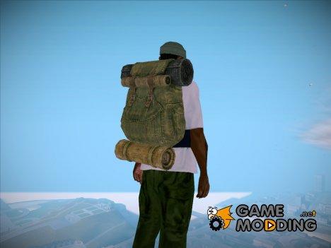 Рюкзак из Metro 2033 for GTA San Andreas