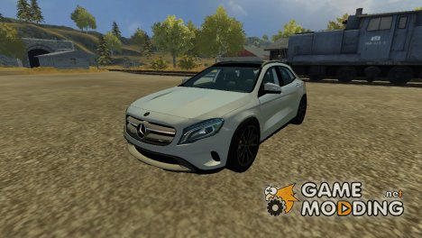 Mercedes-Benz 220CDI GLA for Farming Simulator 2013