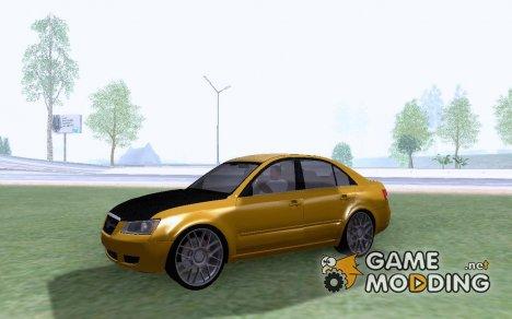 Hyundai Sonata 2008 для GTA San Andreas