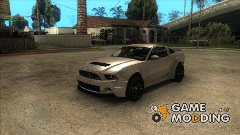 Ford Shelby GT500 RocketBunny for GTA San Andreas