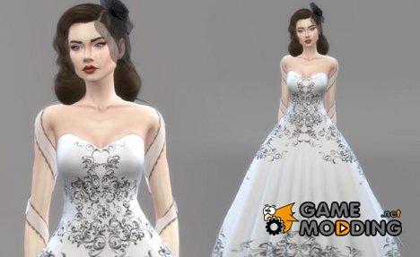 Свадебный набор для Sims 4