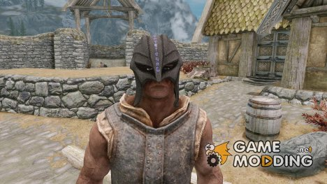 Gray Cowl of Nocturnal - Gray Fox Cowl for TES V Skyrim