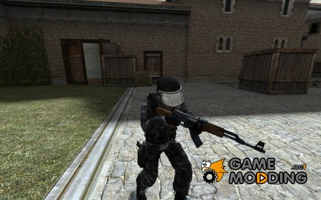 EXoRpHeoNs Winter Camo GiGn для Counter-Strike Source